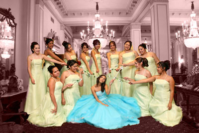 How to Have the Best Corte De Honor for Your Quinceañera