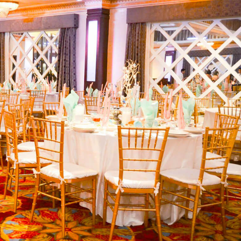 Banquet Halls in Los Angeles - Benefits