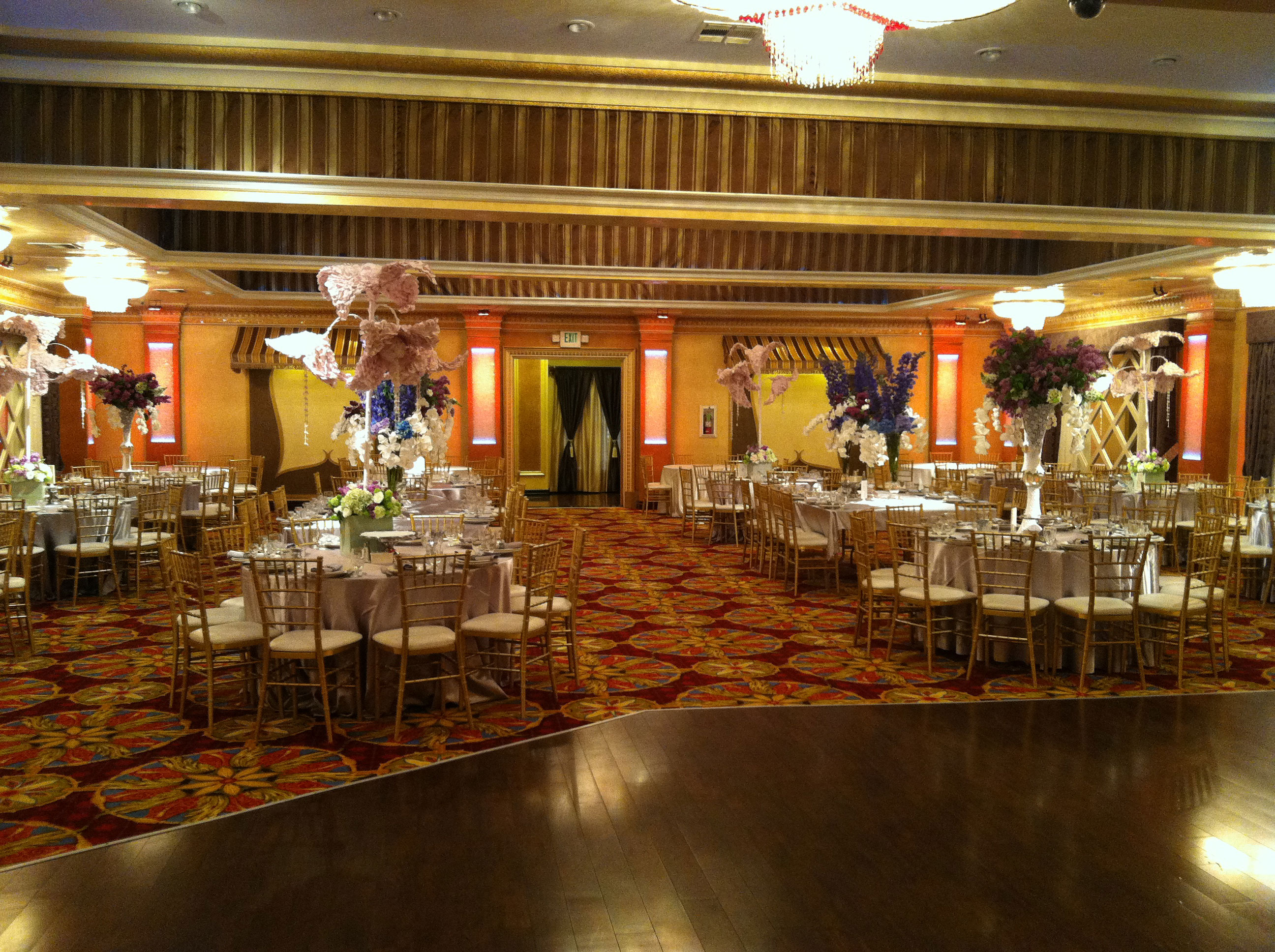 Banquet Halls In Los Angeles Wedding Venues