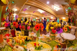 Choosing a Banquet Hall for Your Wedding in Los Angeles