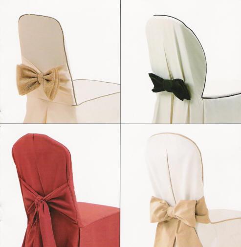 Banquet Chair Causing Change
