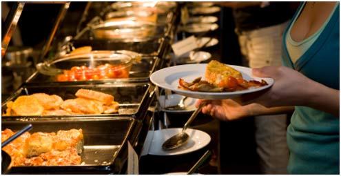 Buffet Catering being a Choice for your Event