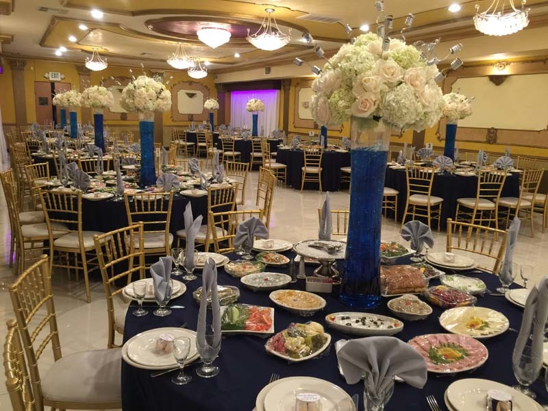 amazing banquet hall in Los Angeles