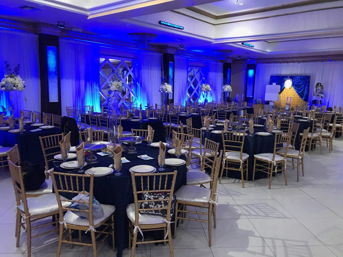 use sepan banquet hall for team building activities